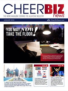 CheerBIZ News January 2017 Issue