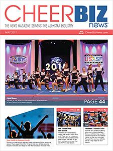 CheerBIZ News May 2017 Issue