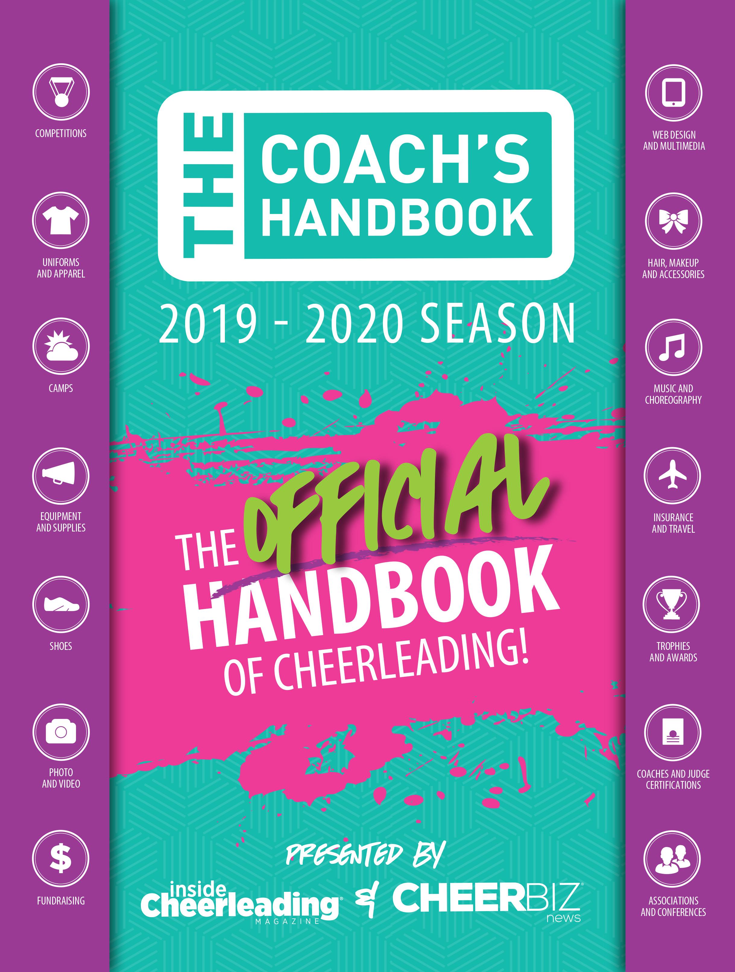 The 2017 Coach's Handbook